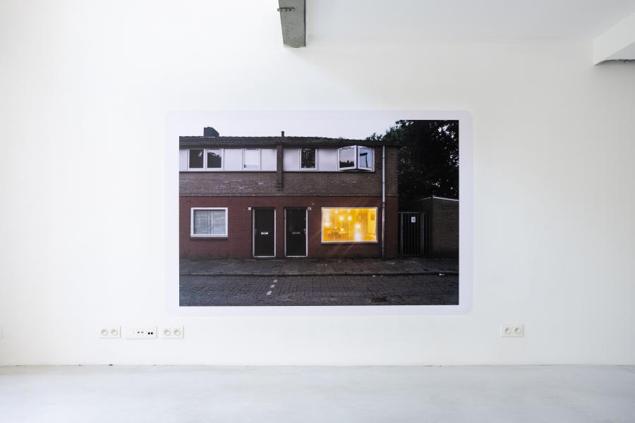 Philips & Hendrik, 2018, photographie (à partir de l'installation), 240 x 170 cm - Marine Kaiser